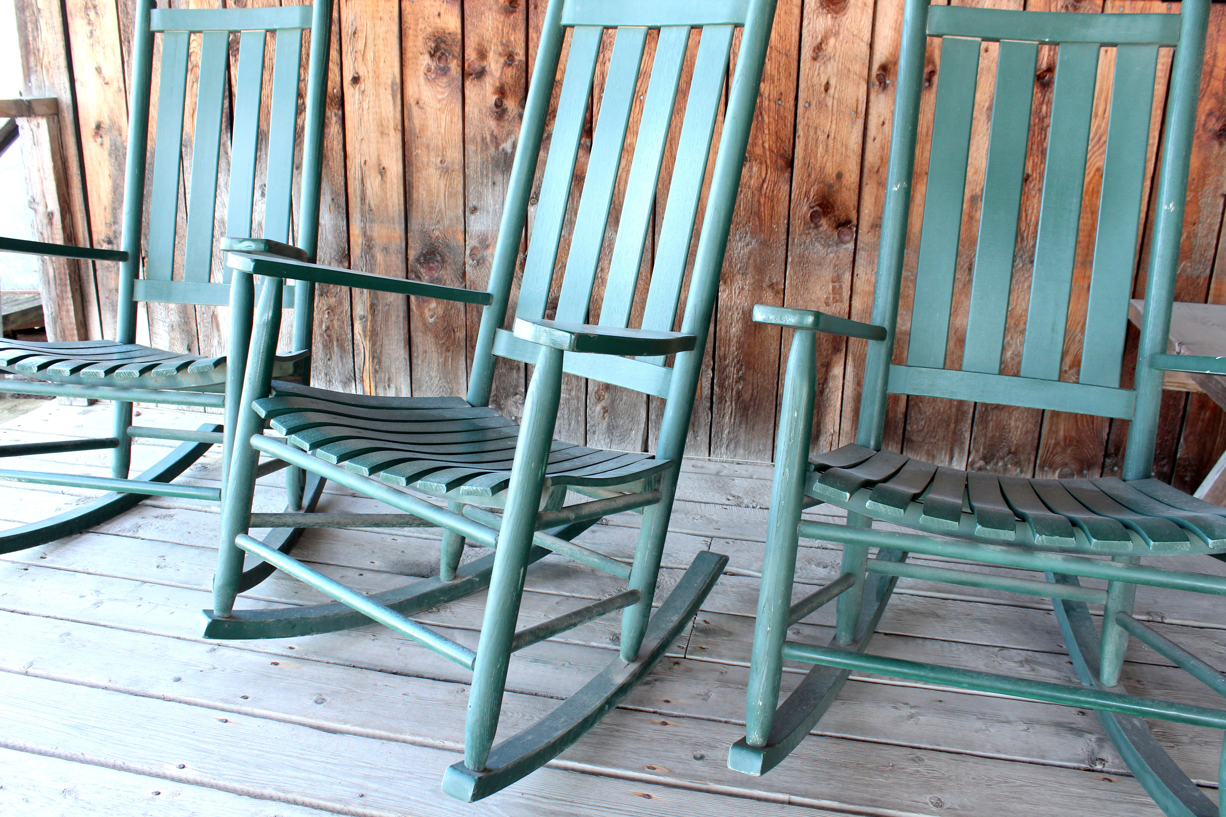 rocking chairs on an old porch restoration family counseling